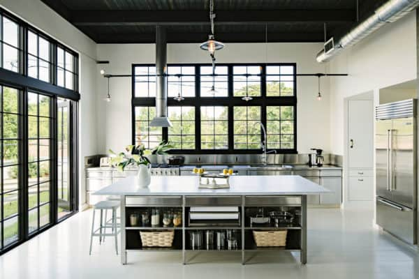 featured posts image for Converted commercial building into exceptional industrial loft in Portland