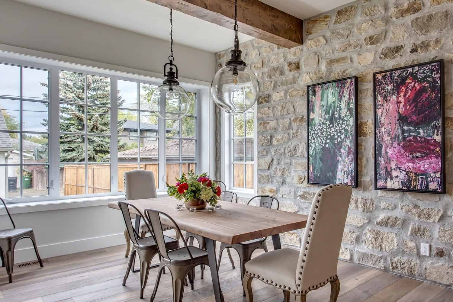 modern-french-country-farmhouse-dining-room