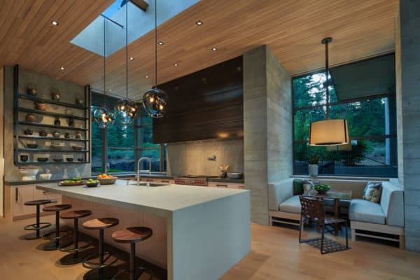 featured posts image for Majestic mountain home embraces indoor-outdoor living in Martis Camp