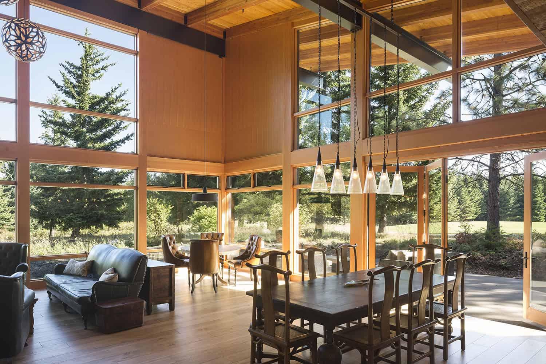 net-zero-cabin-contemporary-living-room