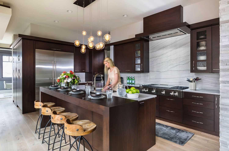 contemporary-rustic-kitchen