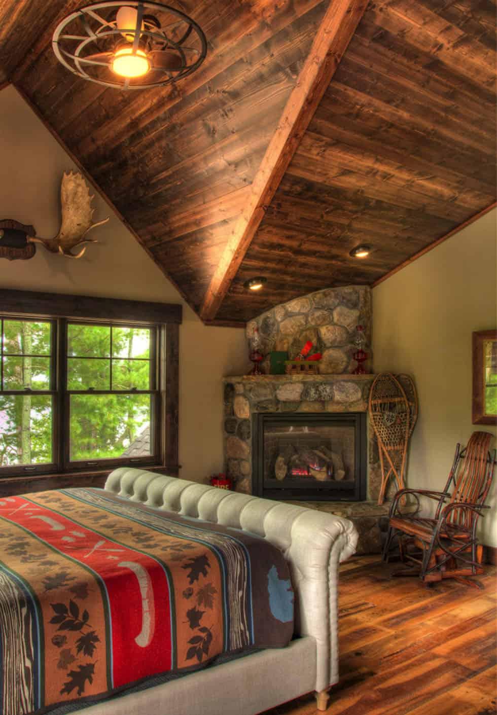 rustic-bedroom