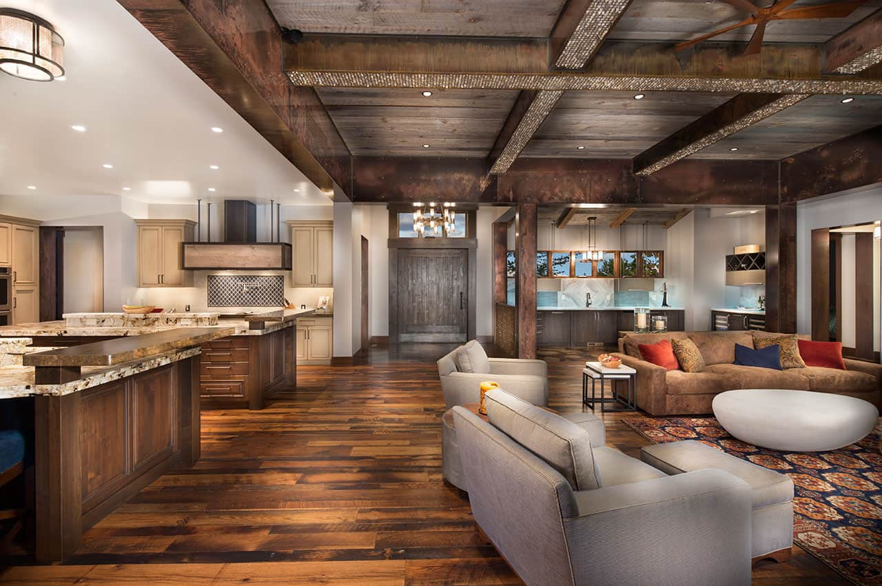 ranch-house-rustic-living-room