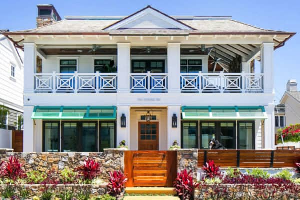 featured posts image for Cape Cod style home in Corona del Mar inspires a taste of the Caribbean
