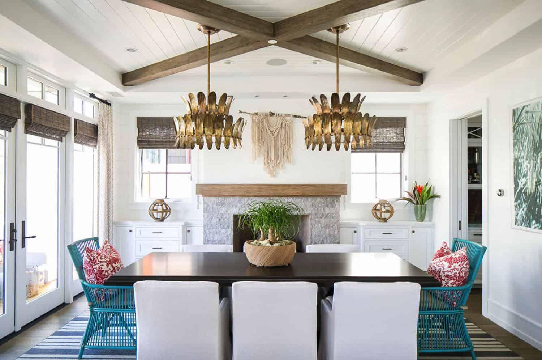tropical-beach-style-dining-room