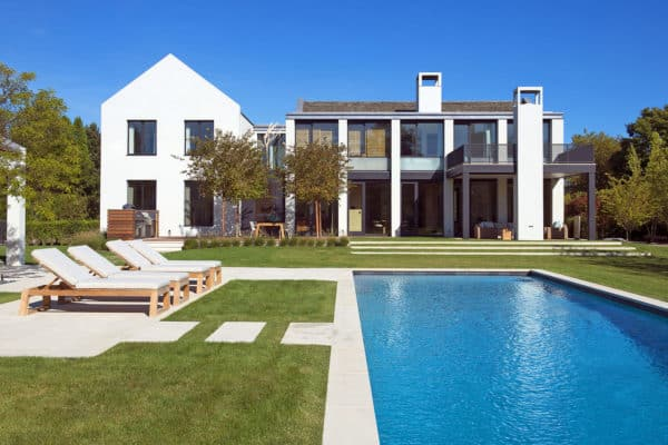 featured posts image for Step inside this spectacular modern home in the village of Southhampton