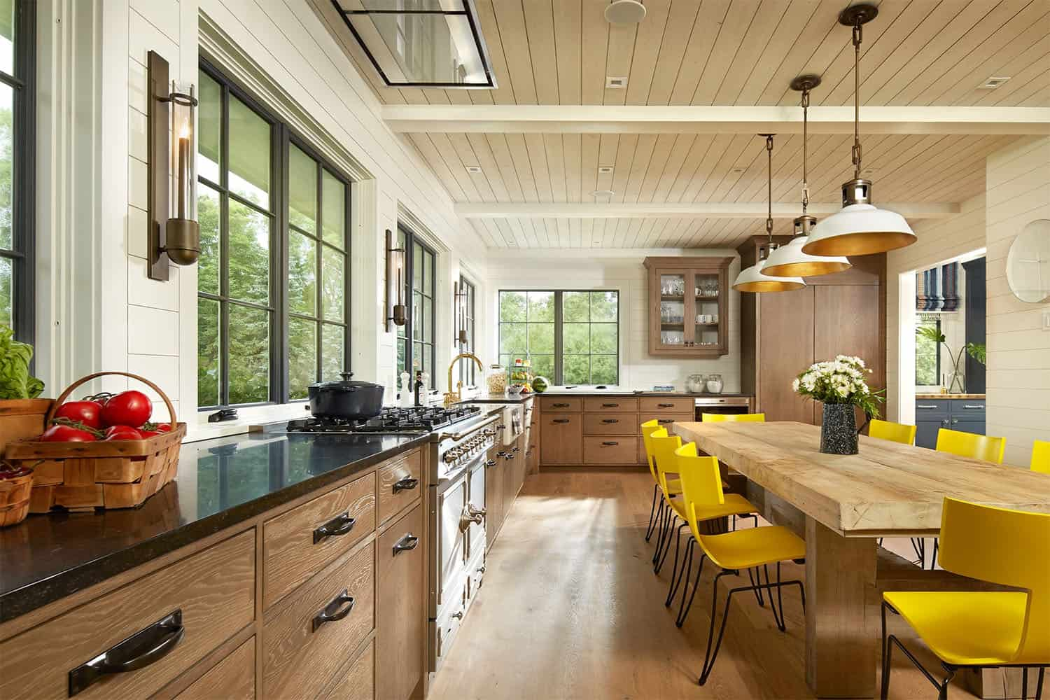 contemporary-lake-house-kitchen