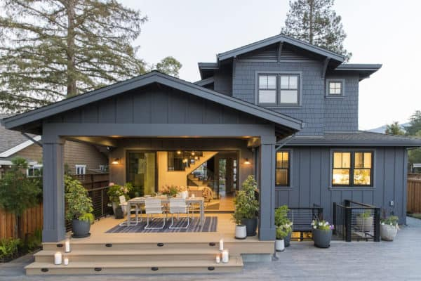 featured posts image for Craftsman house in Silicon Valley boasts inspiring design ideas