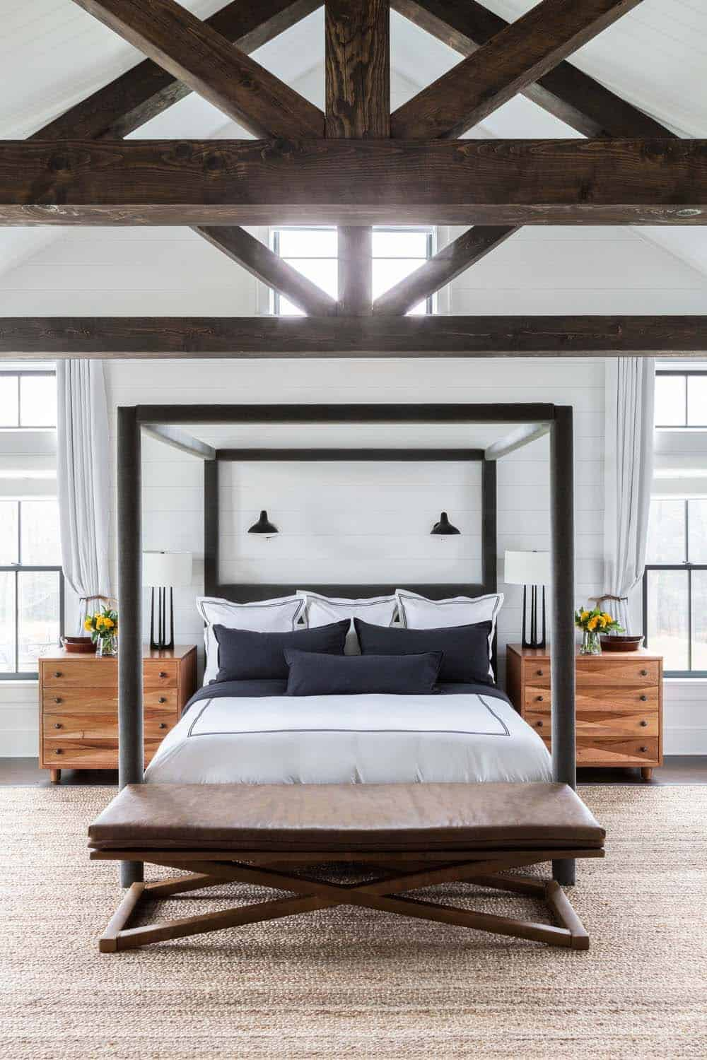 eclectic-modern-farmhouse-bedroom