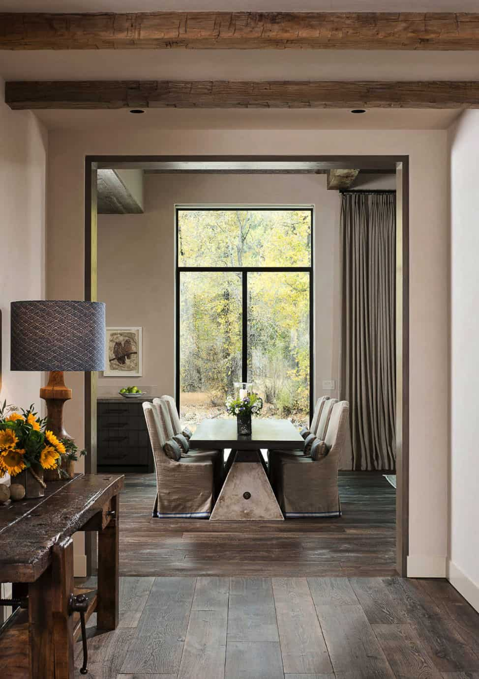 farmhouse-modern-dining-room