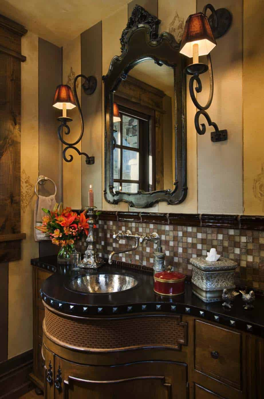 timber-frame-mountain-home-bathroom