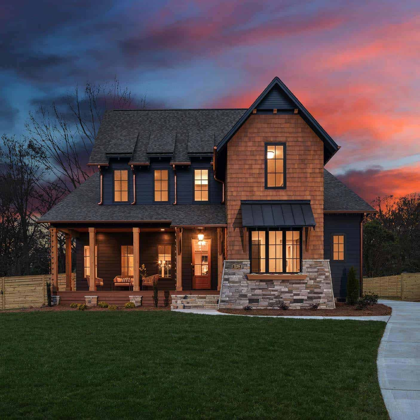 Exterior Home Design: 50 Most Popular Houses Featured On One Kindesign For 2019
