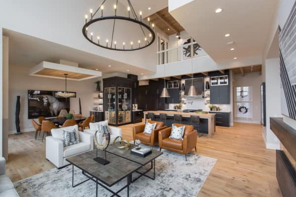 featured posts image for Striking modern farmhouse in Alberta designed to feel like a vacation
