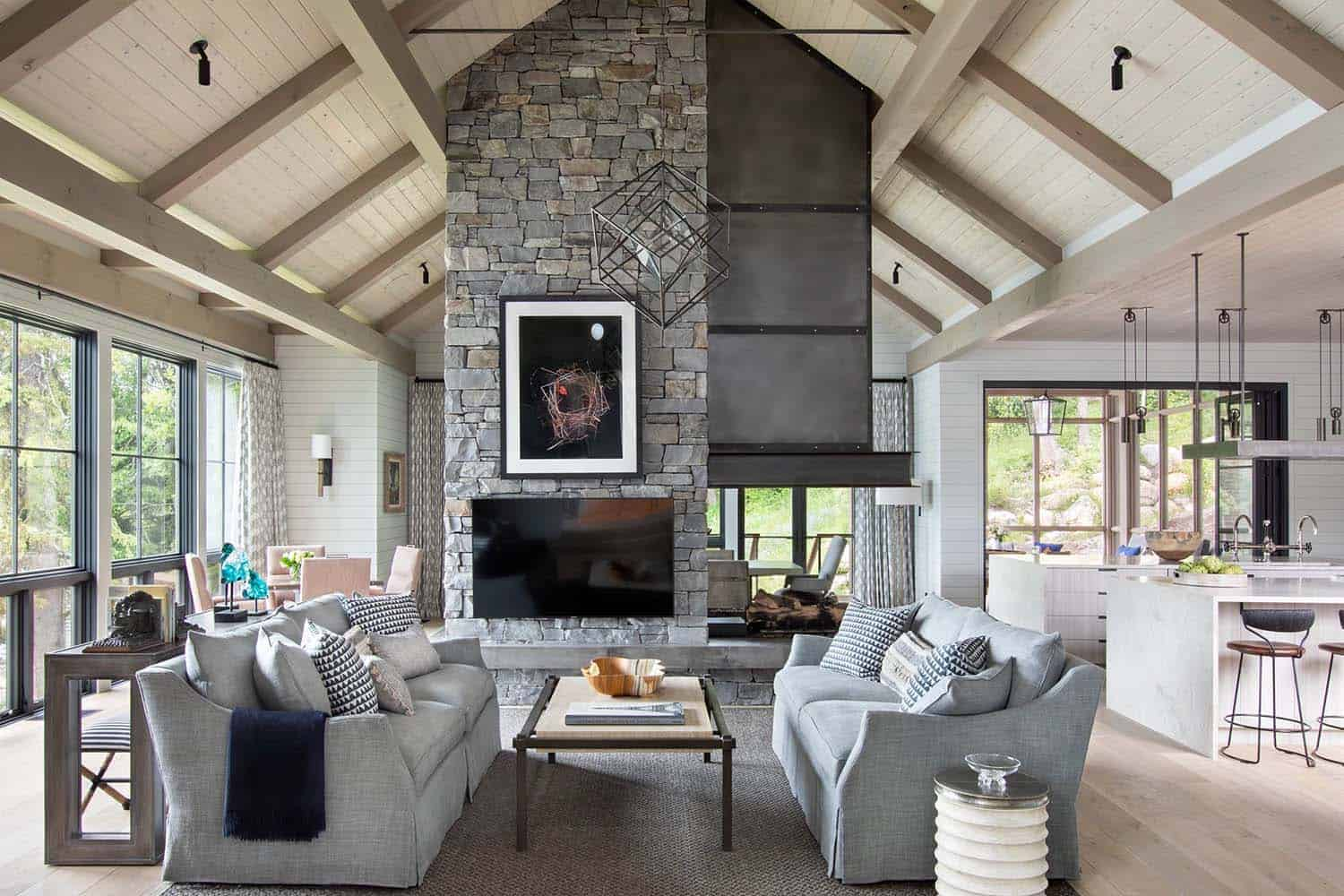 modern-rustic-lake-house-living-room