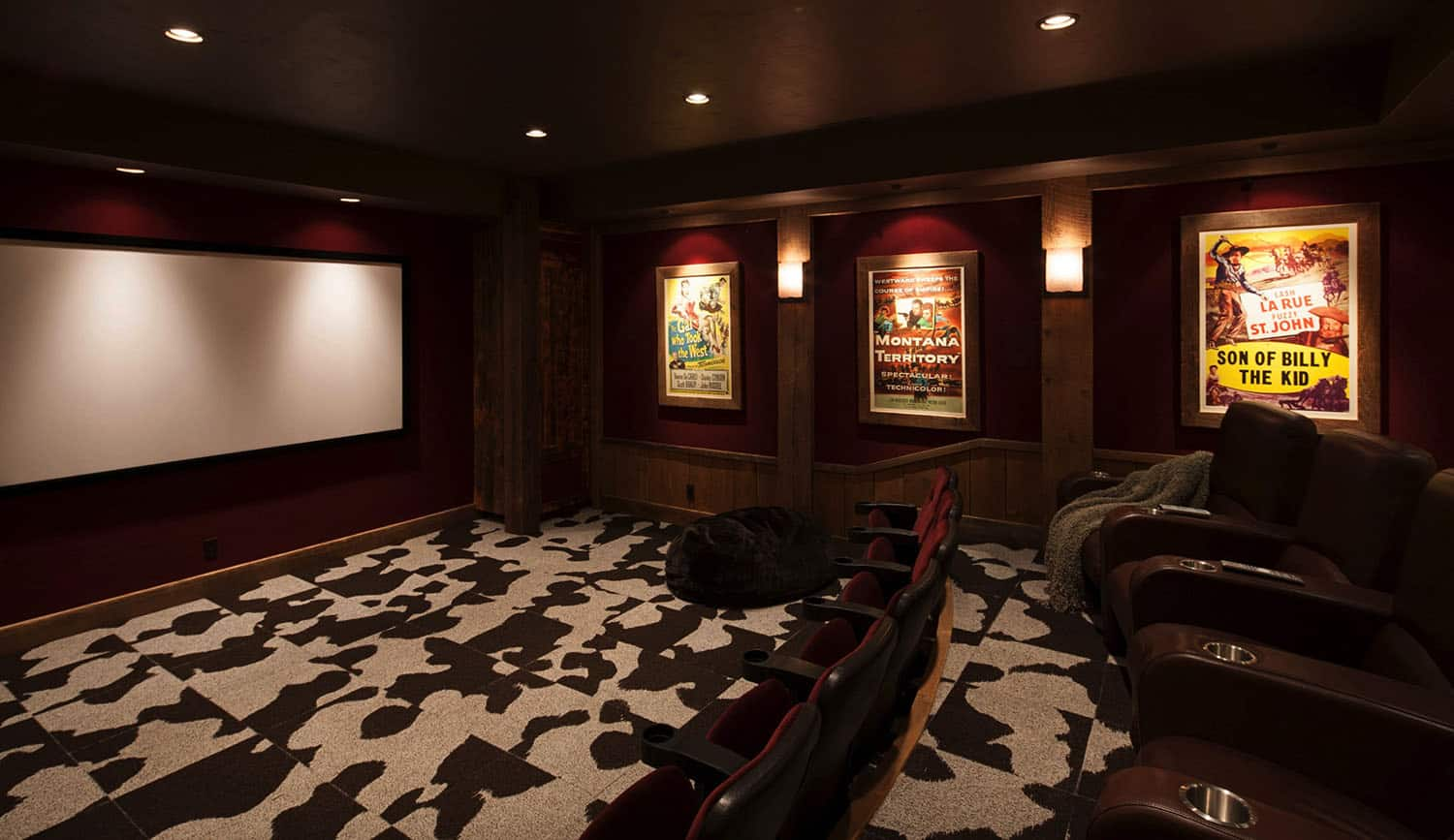 rustic-home-theater