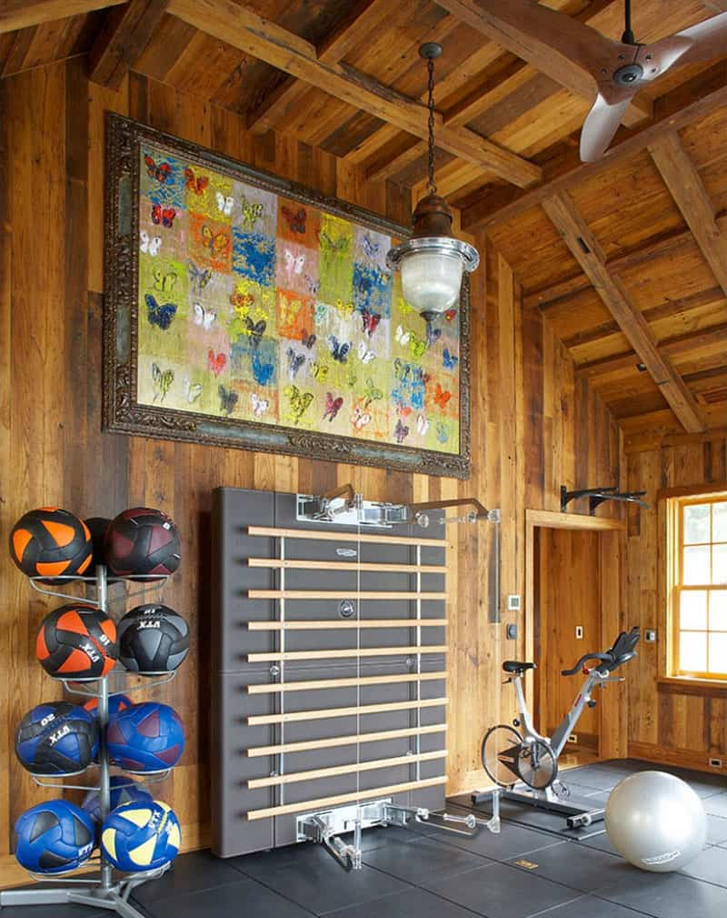 barn-farmhouse-home-gym
