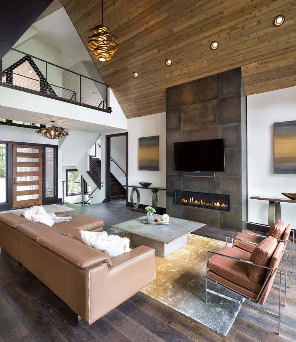 rustic-contemporary-lake-house-living-room