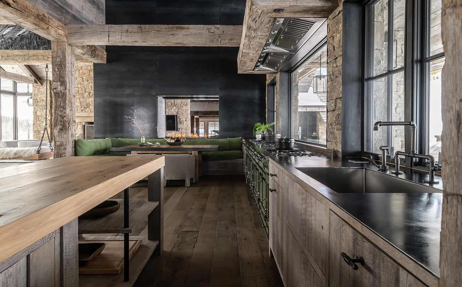 rustic-modern-kitchen