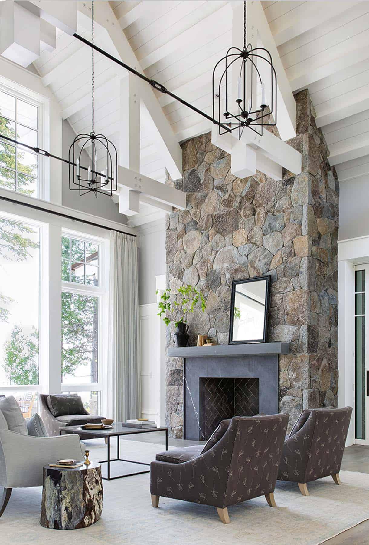 shingle-style-lake-house-living-room