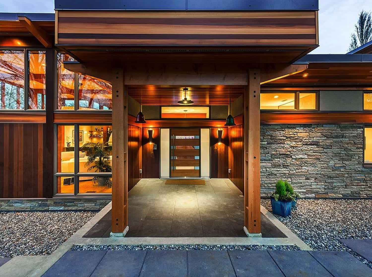 west-coast-modern-home-entry