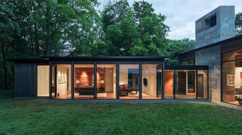 woodland-house-contemporary-exterior