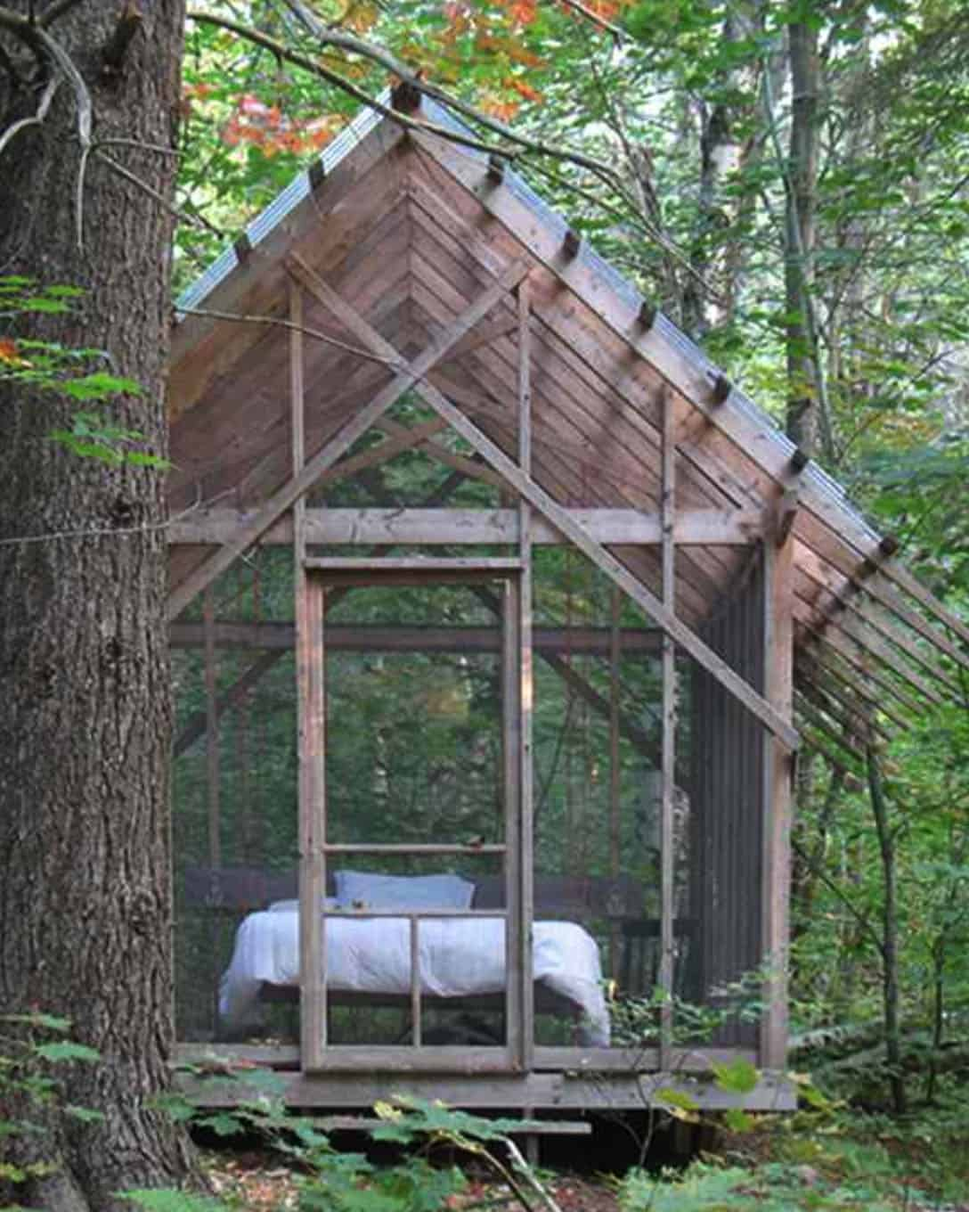 sleeping-cabin