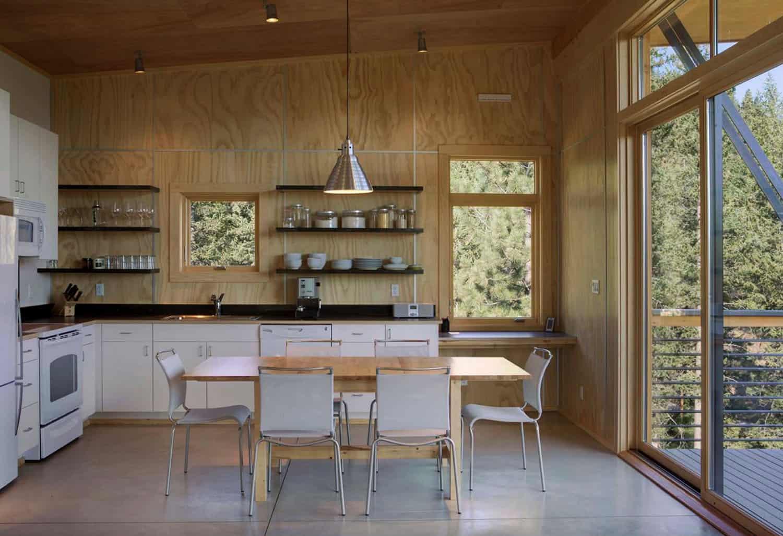 modern-forest-cabin-kitchen