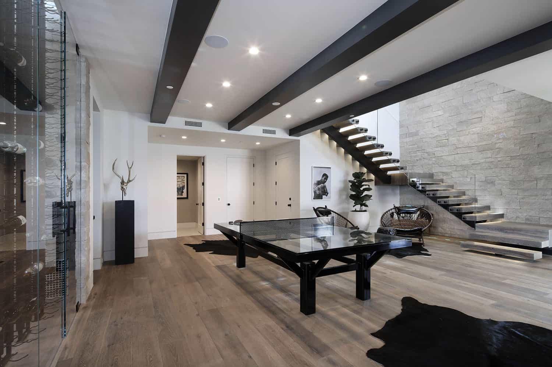 beach-style-basement-entertainment-space
