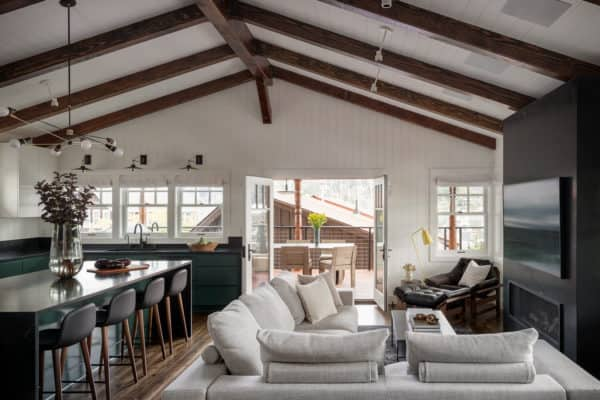 featured posts image for Charming waterfront getaway gets a modern refresh in Gig Harbor