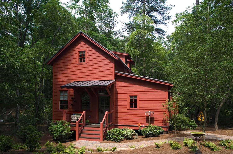 cozy-rustic-cabin-exterior