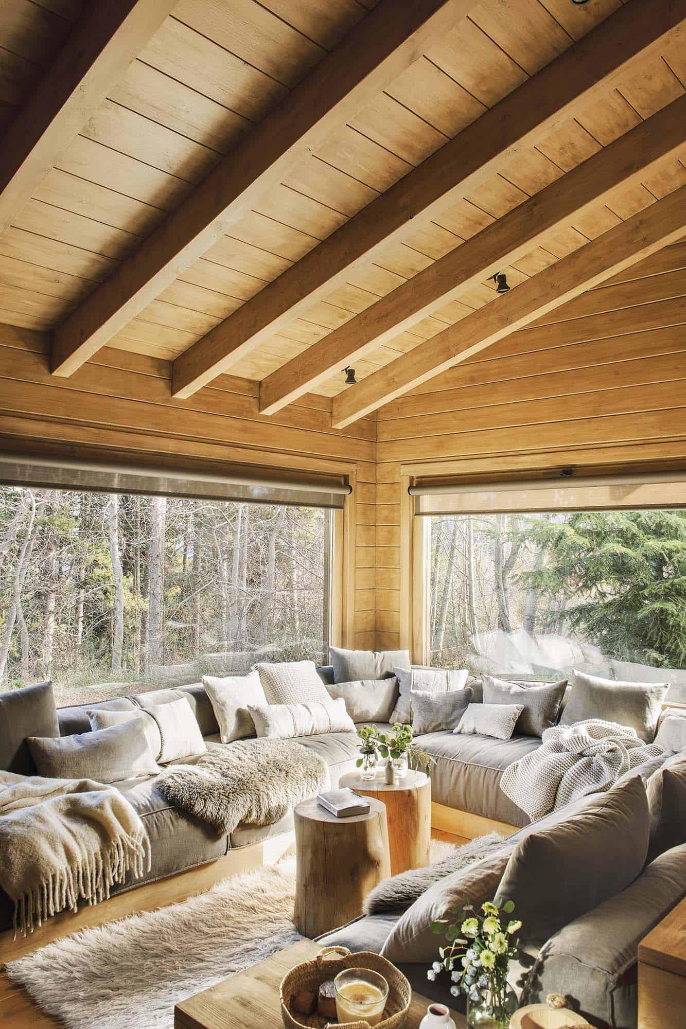 rustic-dream-cabin-living-room