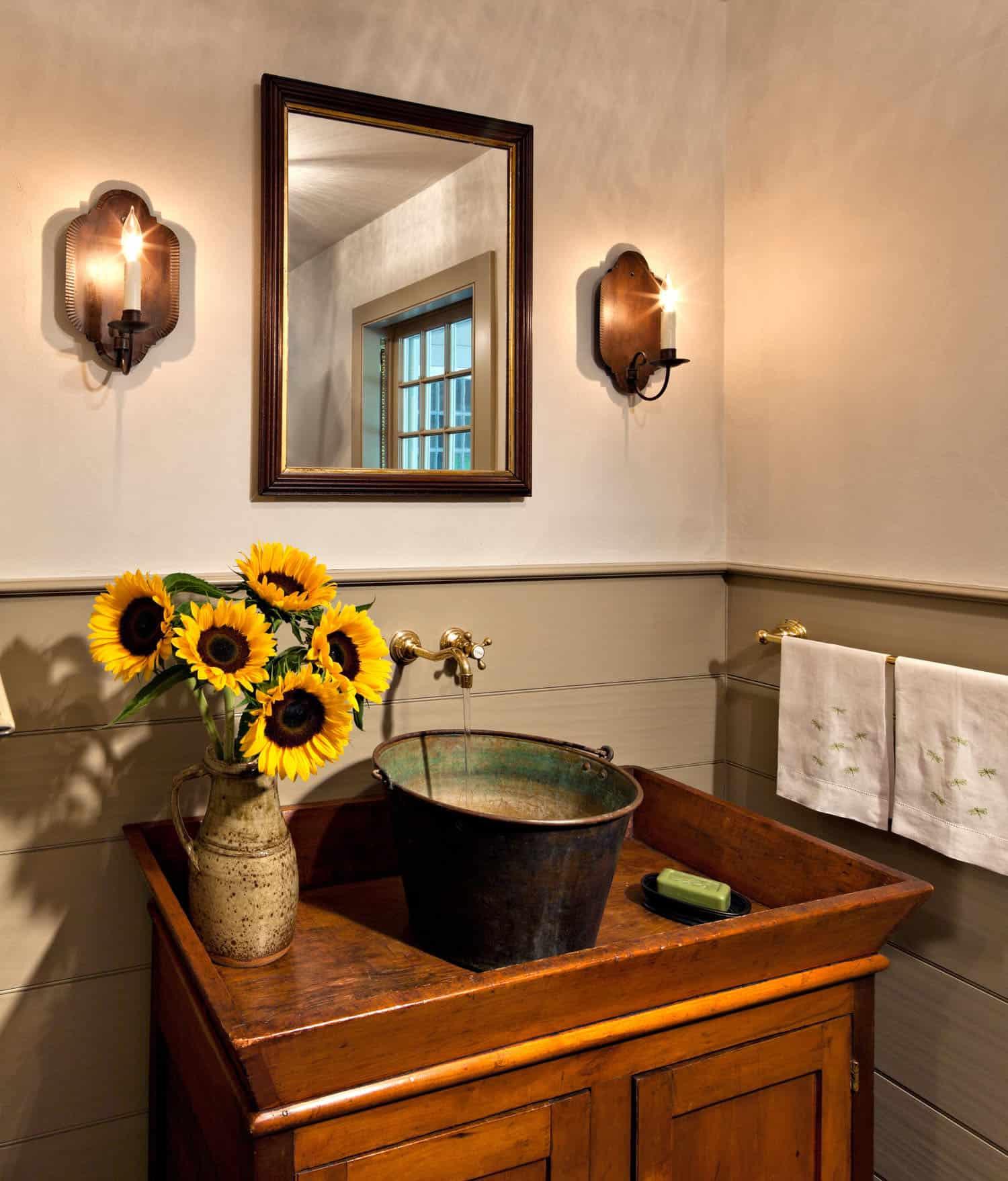 farmhouse-powder-room