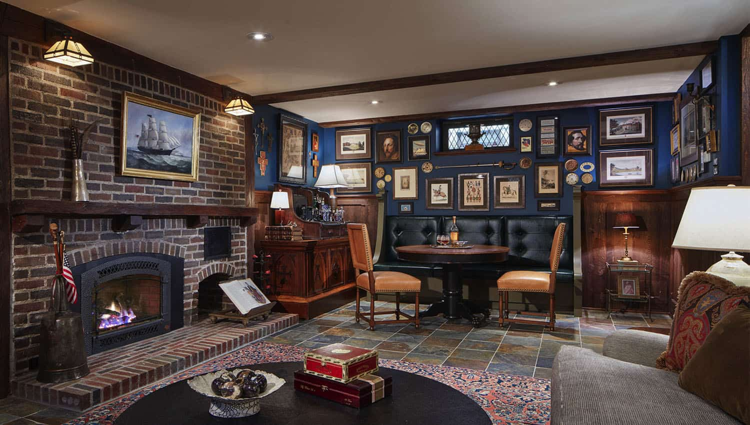 tudor-traditional-basement