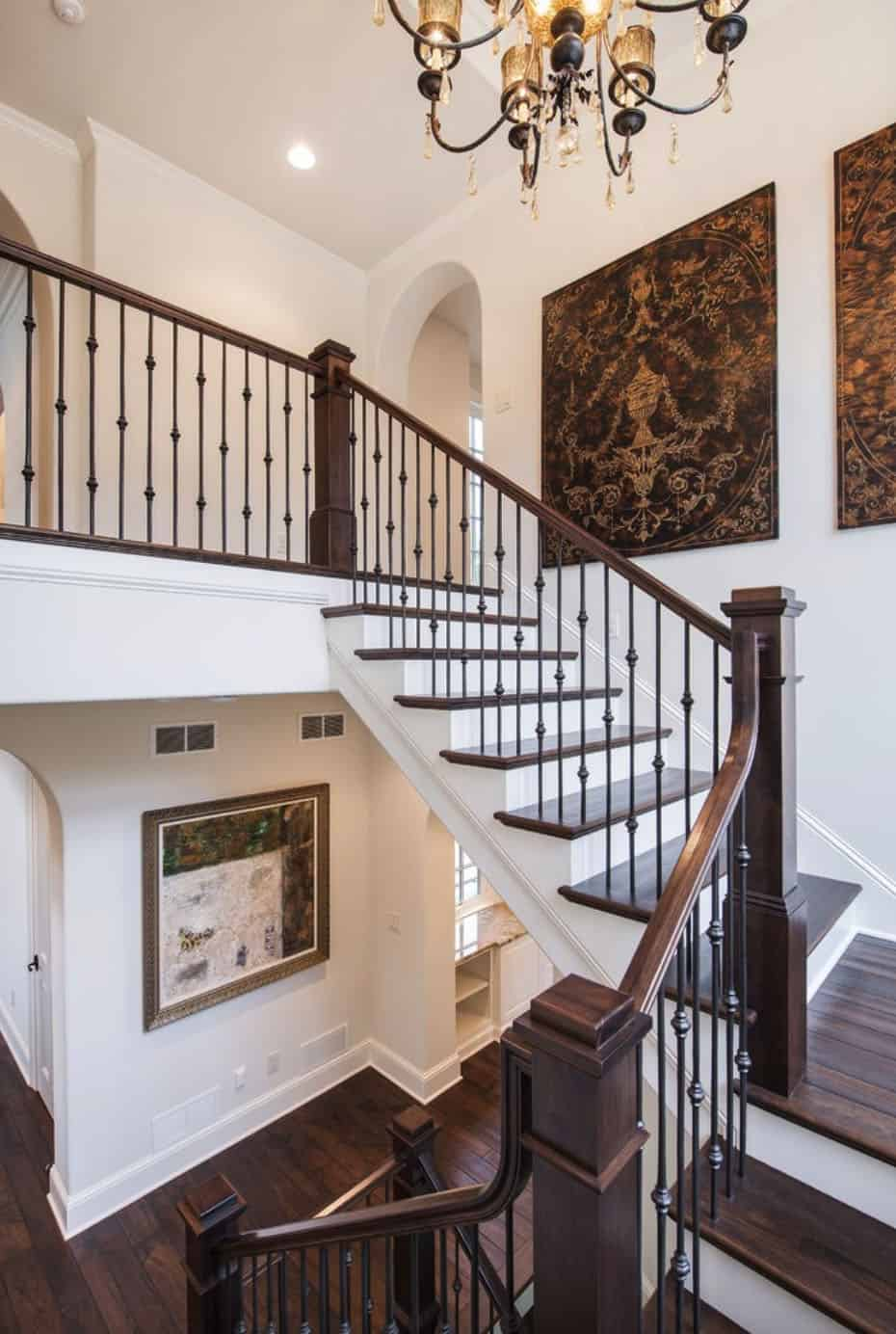 french-country-traditional-staircase