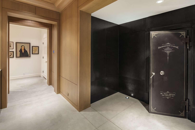 transitional-basement-vault