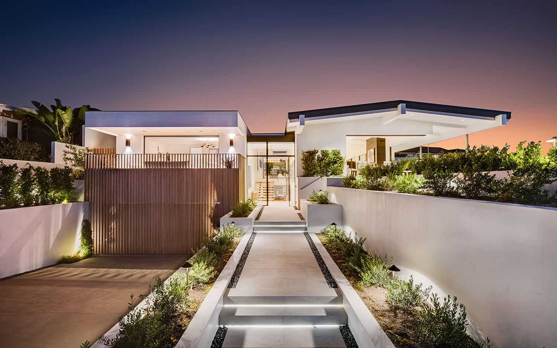 Fresh Twist On A Classic Mid Century Modern House In Corona Del Mar Interior Design Blogs
