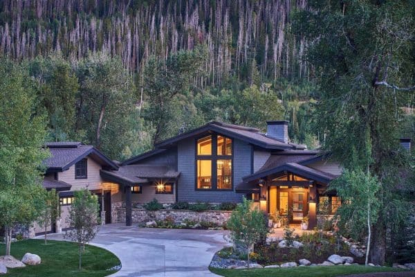 featured posts image for Dreamy mountain getaway gets beautiful remodel in Steamboat Springs