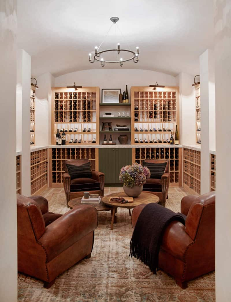 rustic-farmhouse-style-wine-cellar