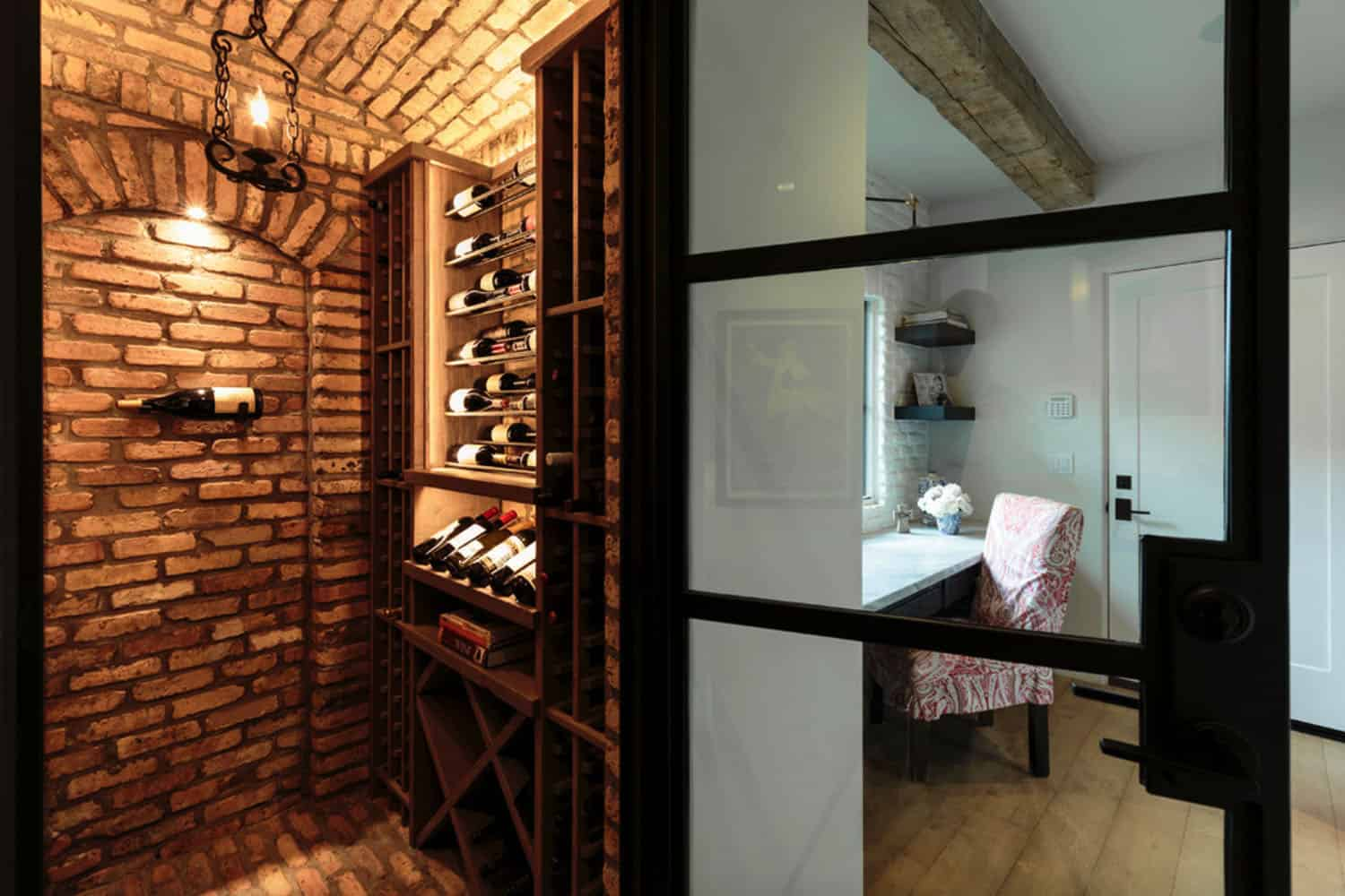 french-cottage-wine-cellar