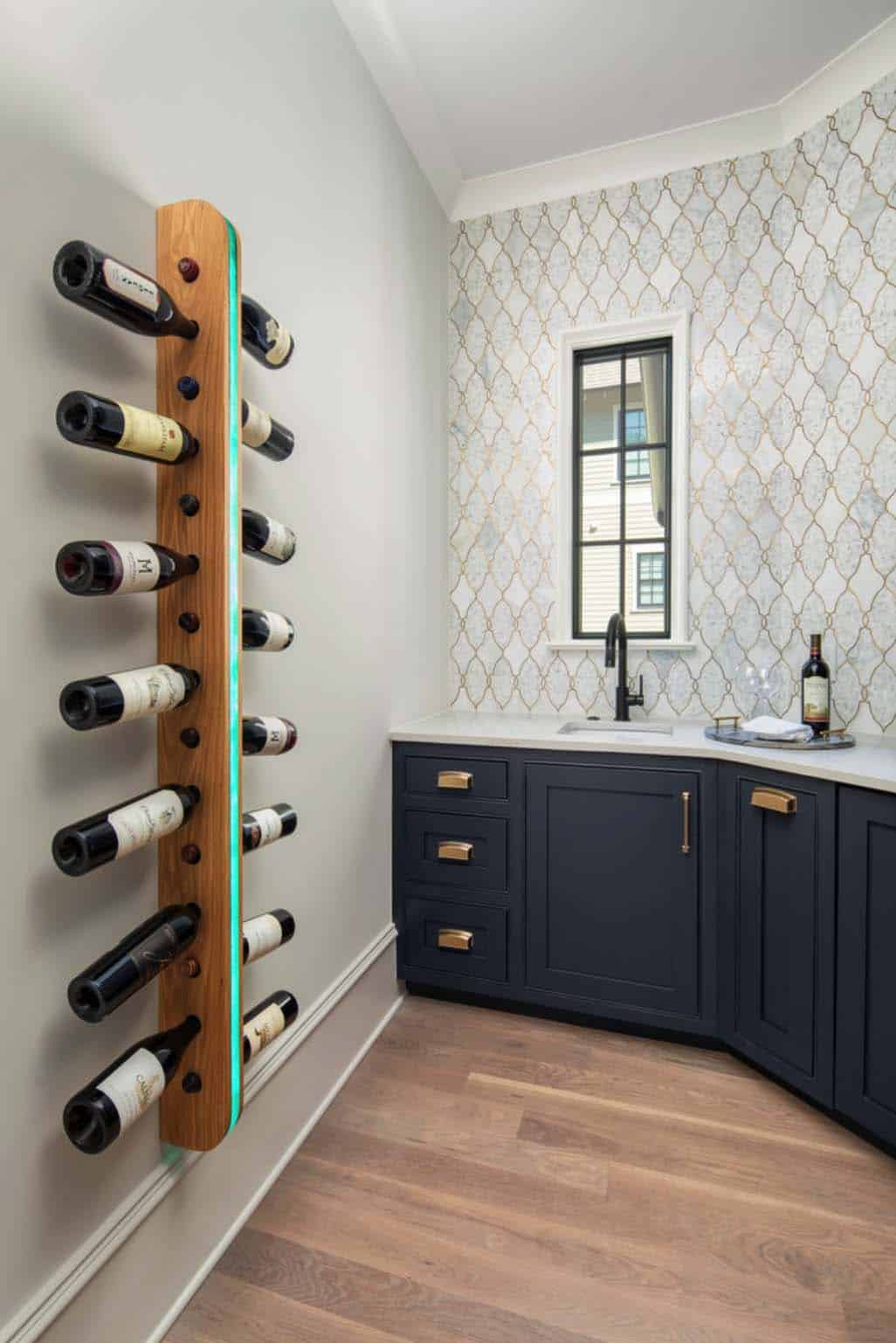 scullery-with-custom-wine-rack-transitional-home-bar