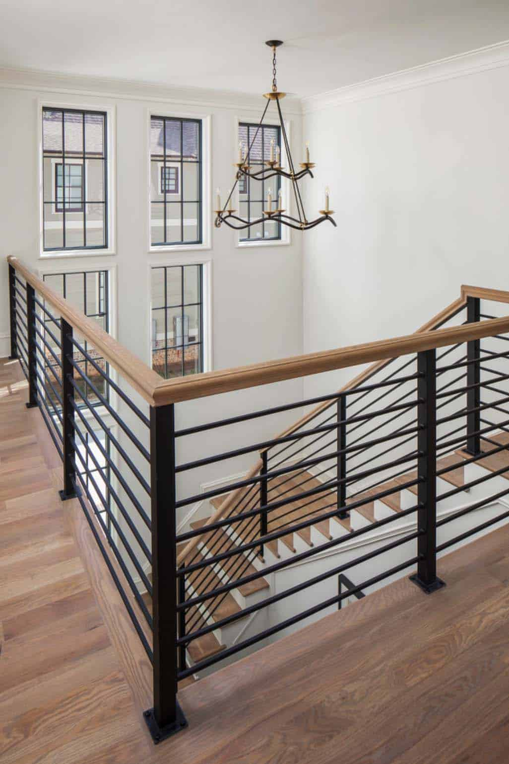 transitional-grand-staircase