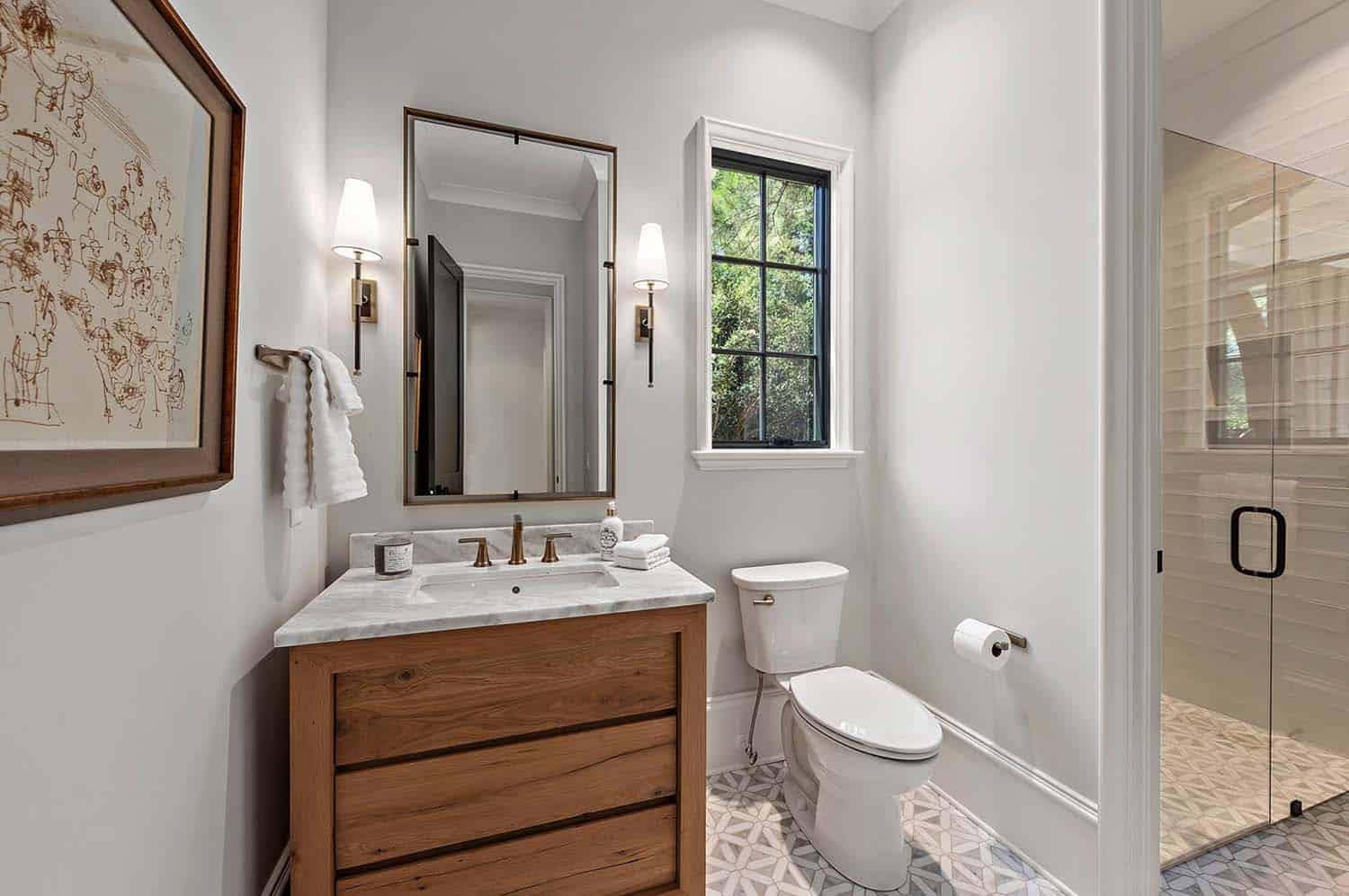 transitional-guest-bath