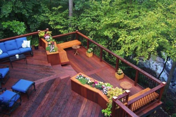 featured posts image for 25+ Amazing Ideas For Creating An Outdoor Deck For Entertaining