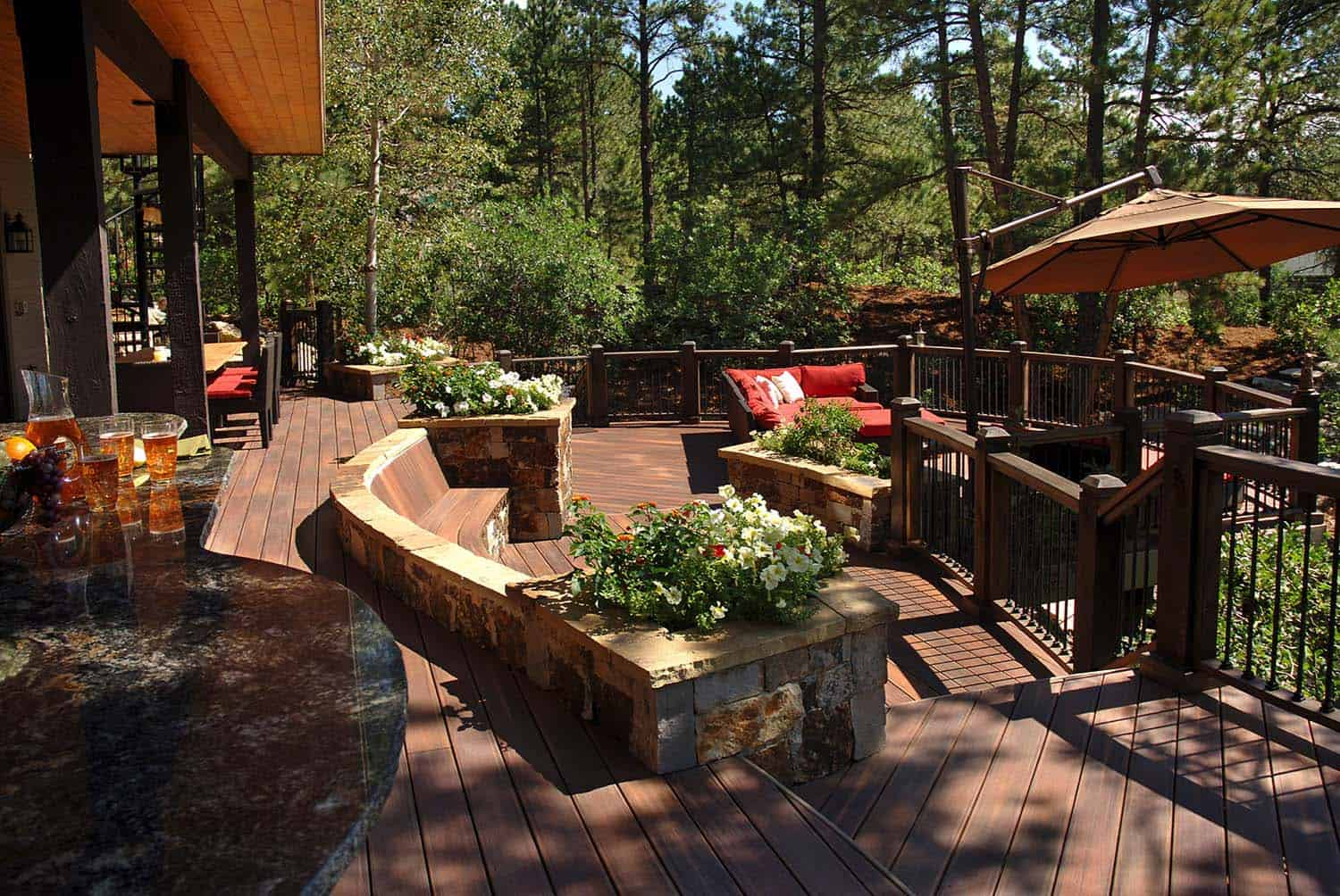 25 Amazing Ideas For Creating An Outdoor Deck For