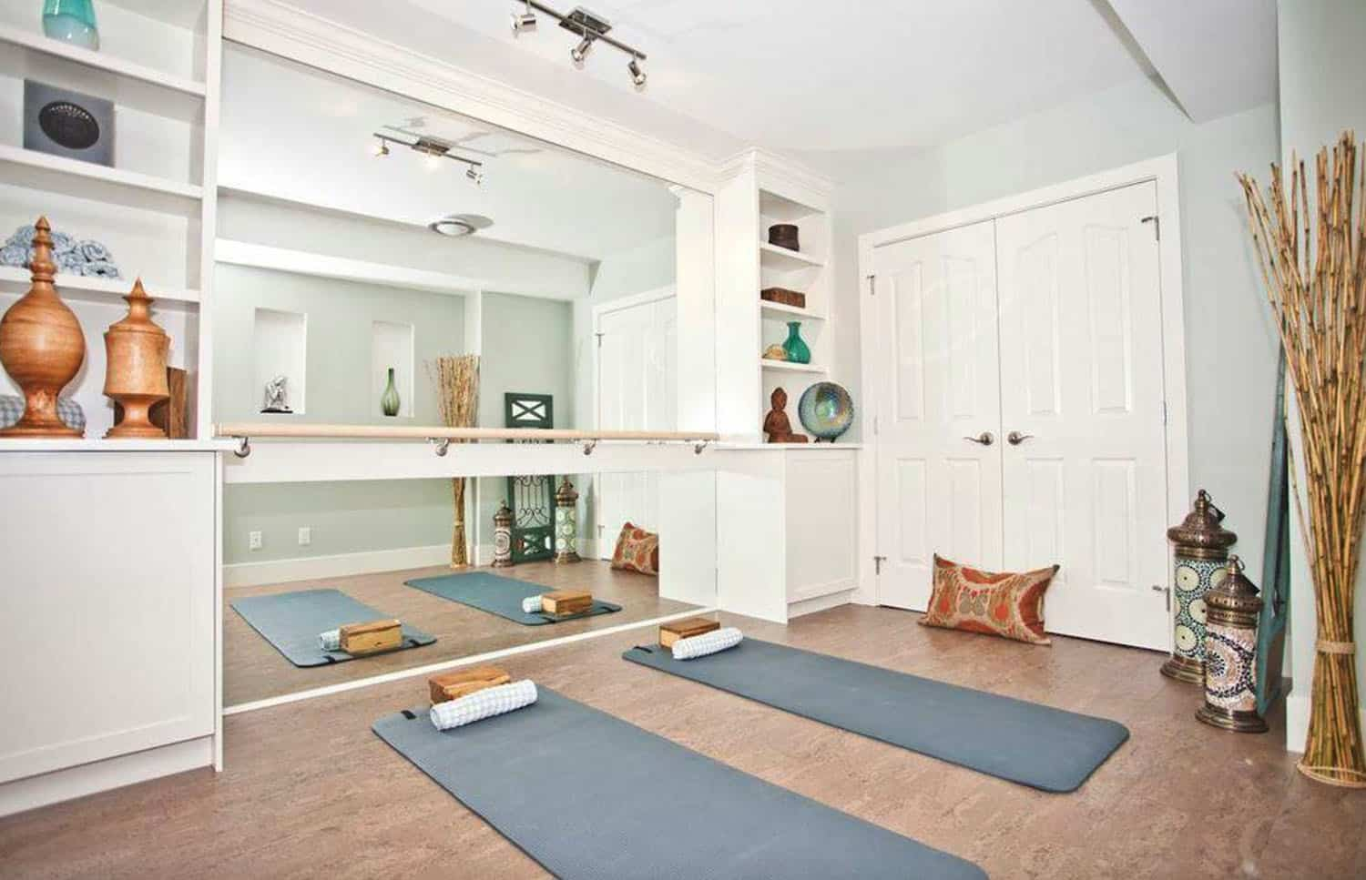 15 Amazing Home Yoga Studio Ideas For Relaxation And Meditation Fitflopsale Singapore Info