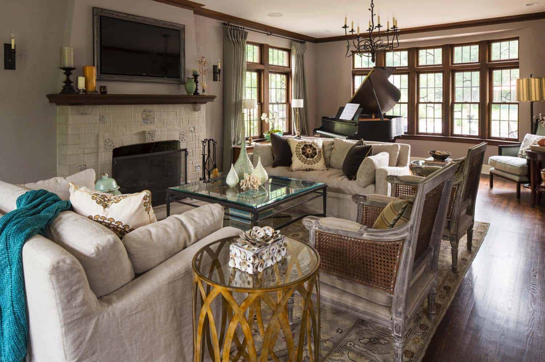 tudor-style-living-room