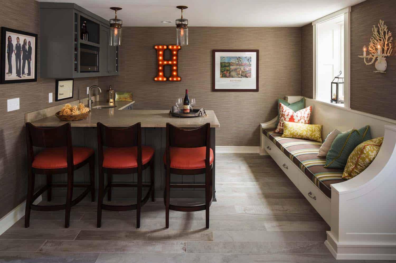 tudor-style-home-bar