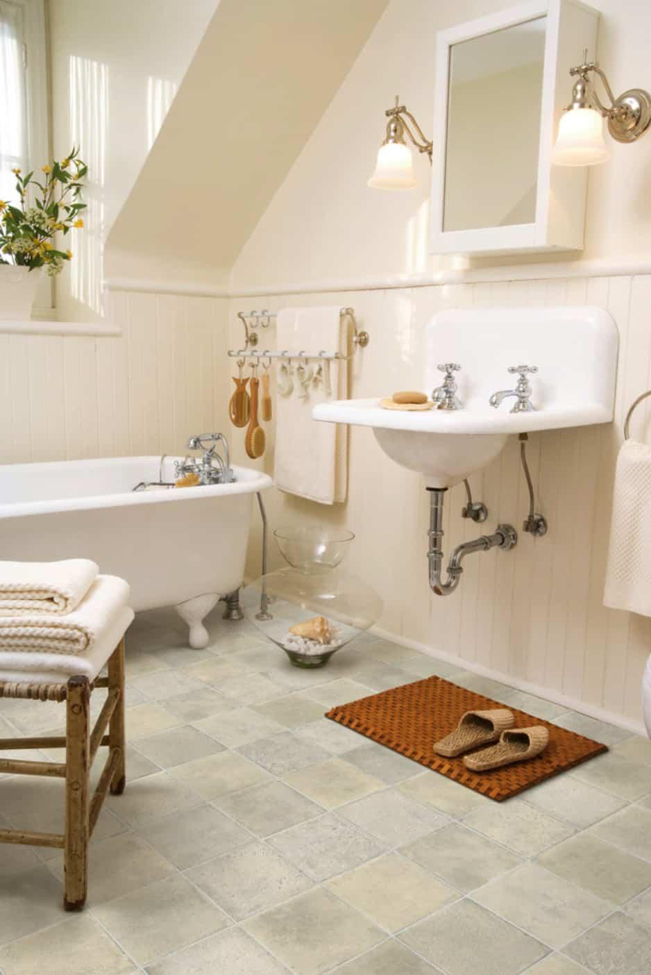 flooring-ideas-farmhouse-bathroom