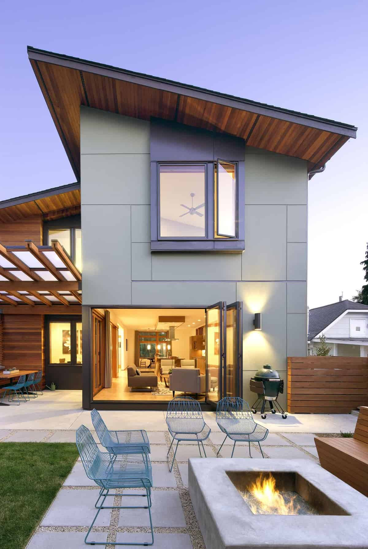 Modern Renovation Of A Seattle Home Maximizing Indoor Outdoor Living