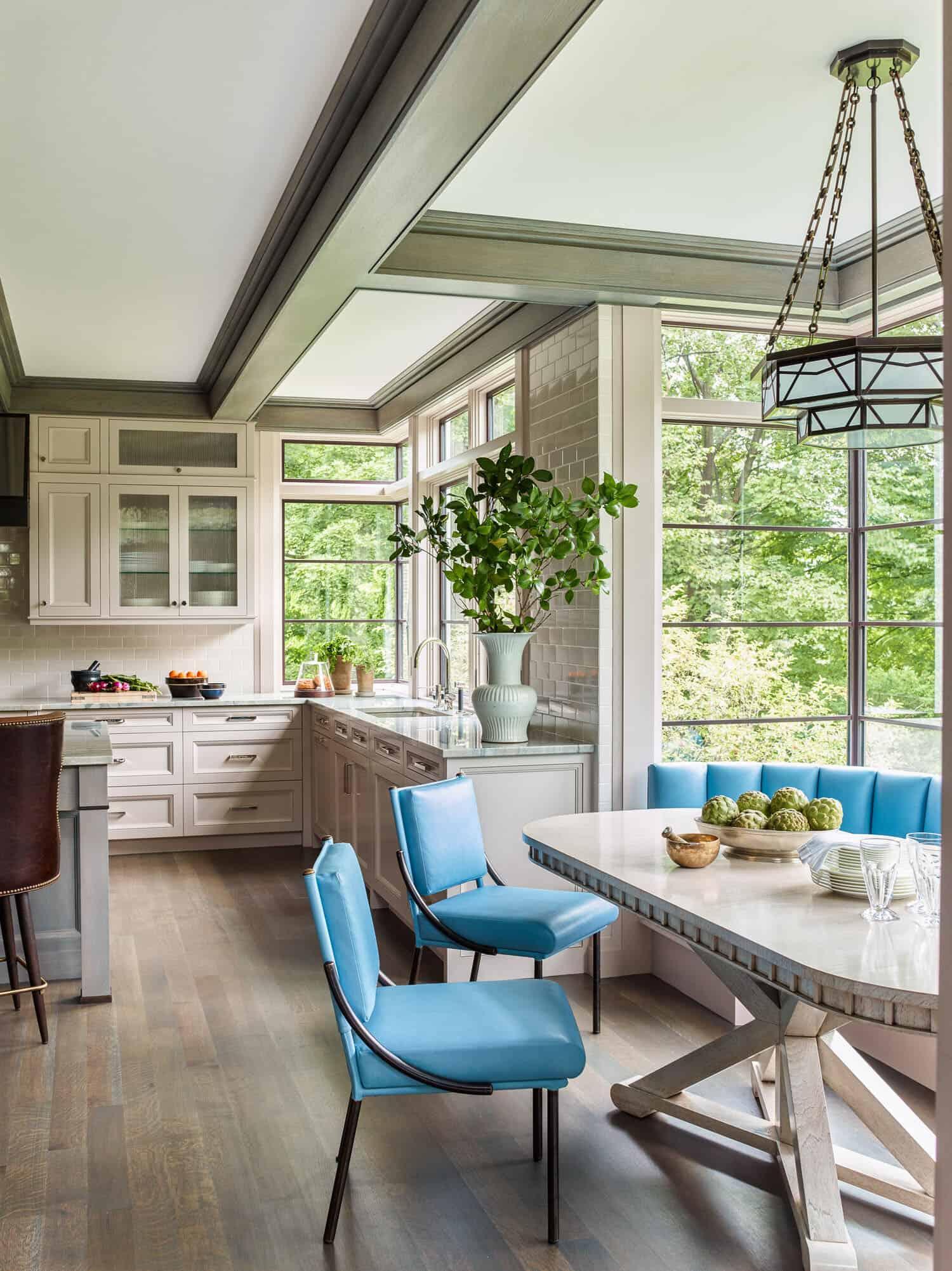 breakfast-nook-transitional-dining-room-kitchen